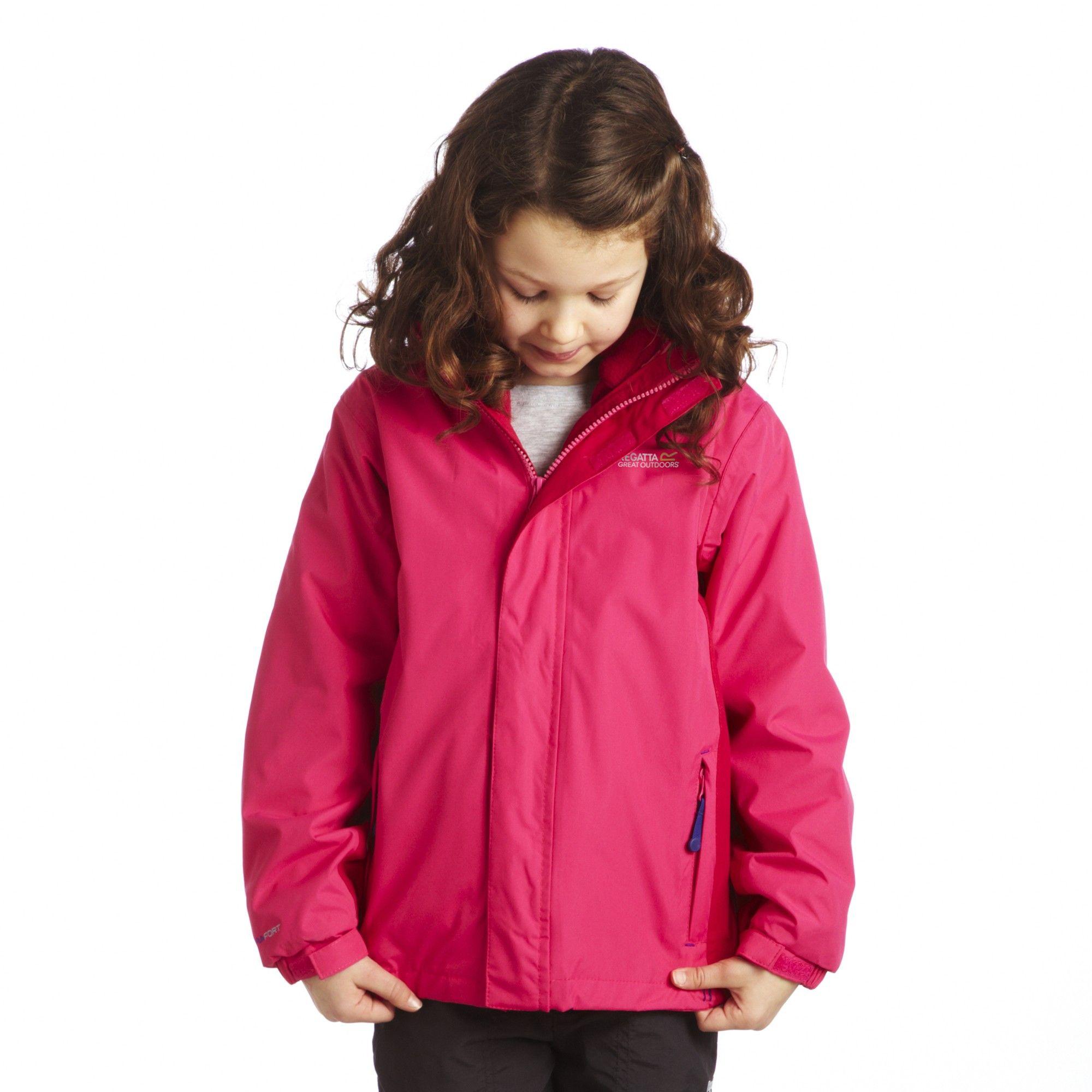 Regatta Great Outdoors Kids Luca II 3 In 1 Jacket