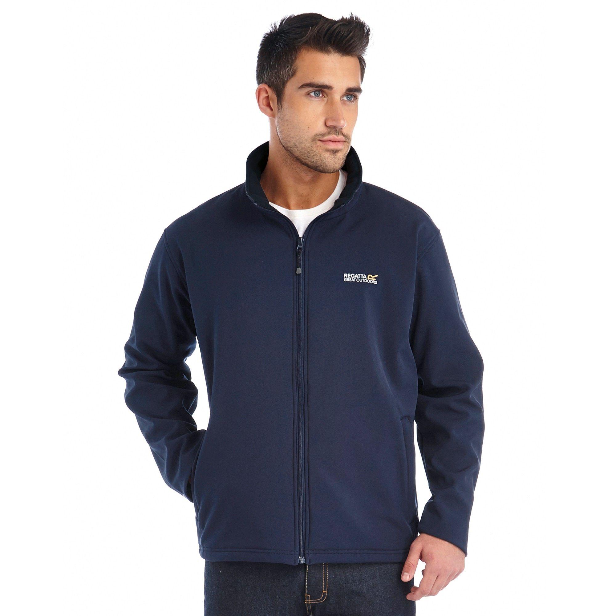 Regatta Great Outdoors Mens Cera III Lightweight Softshell Jacket