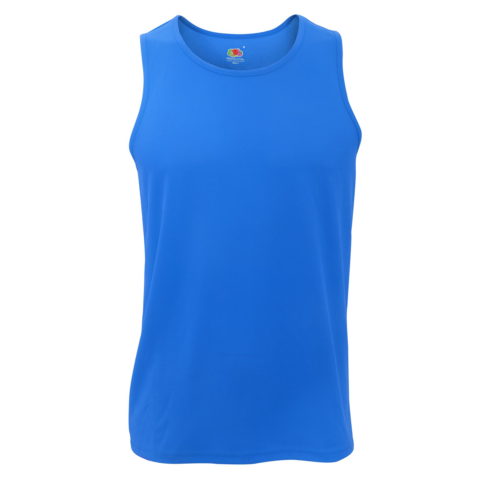 Fruit Of The Loom Mens Moisture Wicking Performance Vest Top