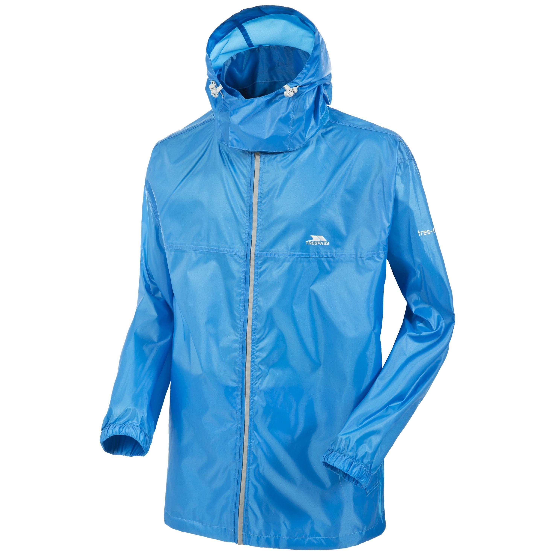 Trespass Adults Unisex Packup Waterproof Packaway Jacket