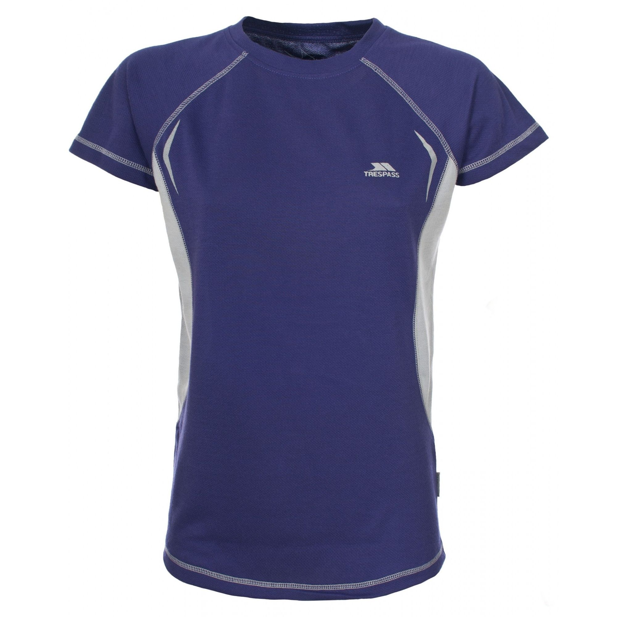 Trespass Womens/Ladies Emmie Active Short Sleeve Baselayer Top