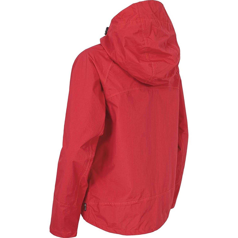 Trespass Women's Miyake Hooded Waterproof Jacket