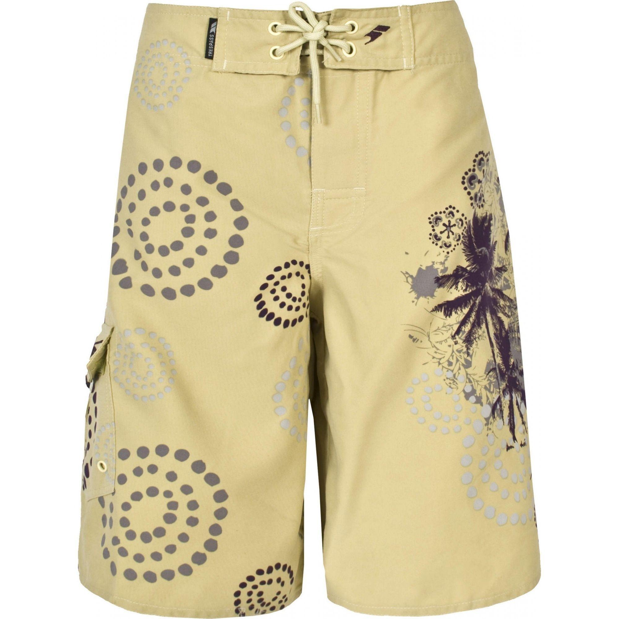 Trespass Mens Hang Five Swimming Shorts/Trunks