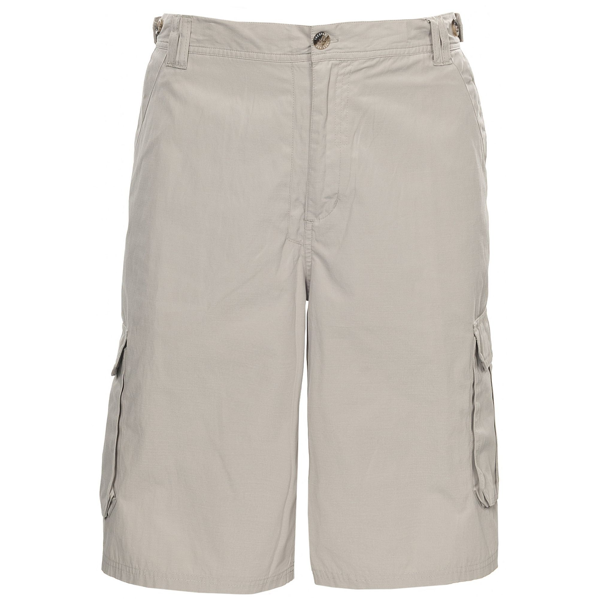 Trespass Mens Tidalo X Long Length Casual Shorts