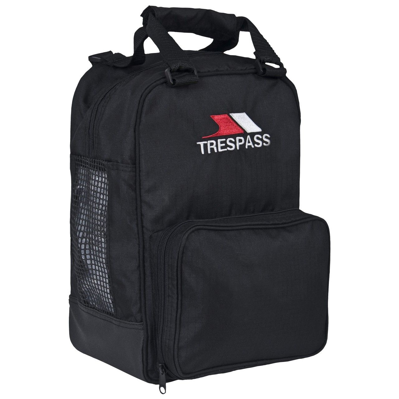 Trespass Luckless Reinforced Golf Shoe Bag