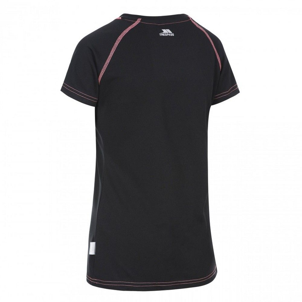 Trespass Womens/Ladies Mamo Short Sleeve Active T-Shirt
