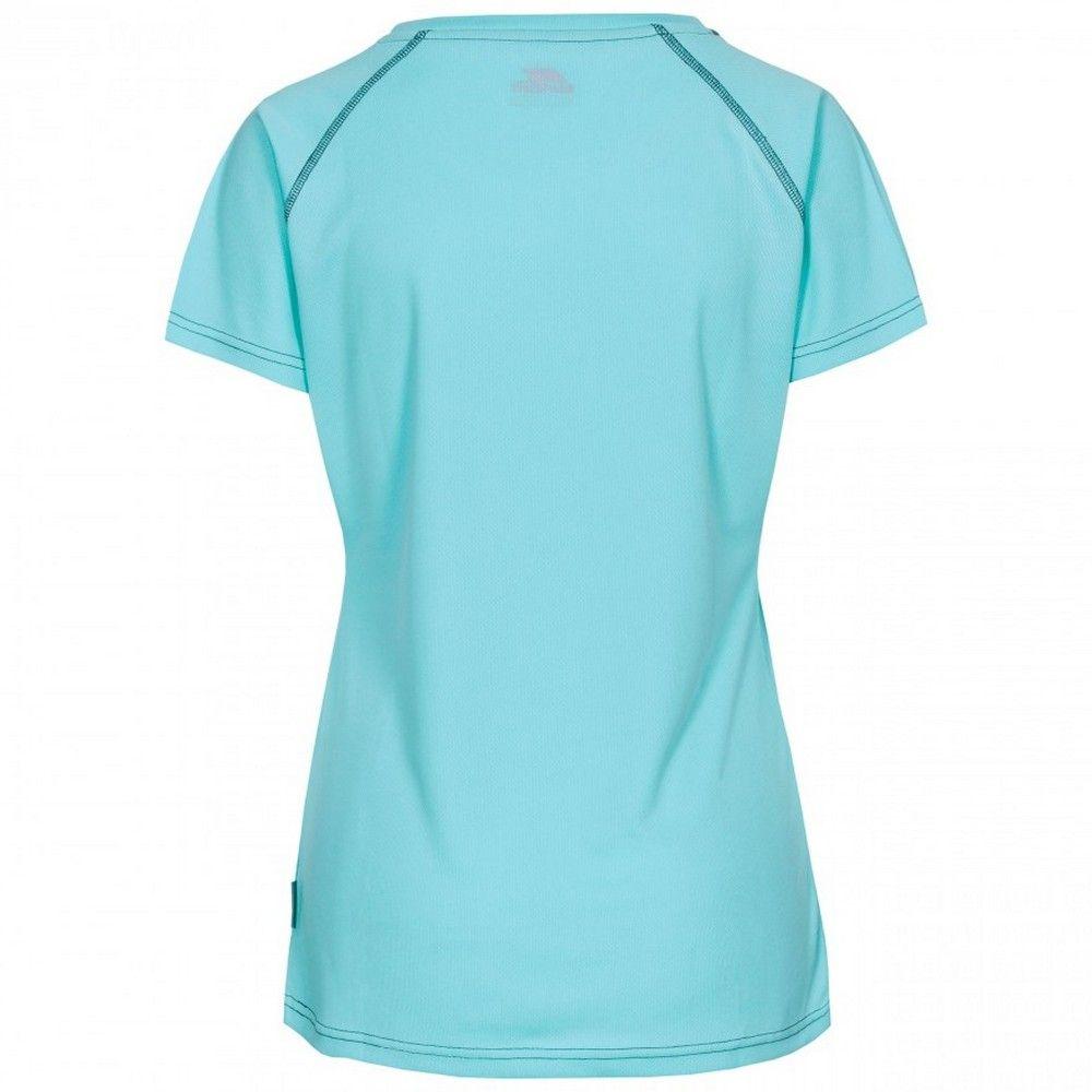 Trespass Womens/Ladies Mamo Short Sleeve Active T-Shirt