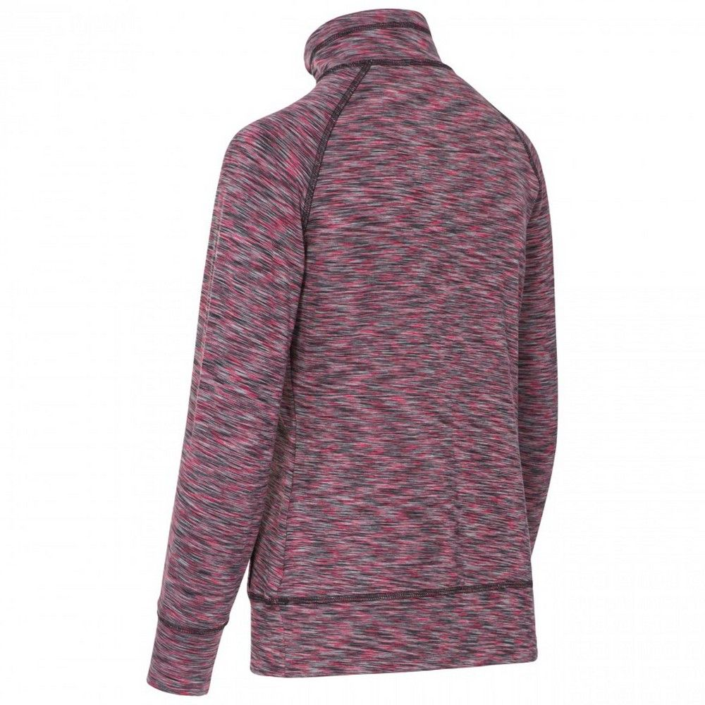 Trespass Womens/Ladies Moxie Half Zip Fleece Top