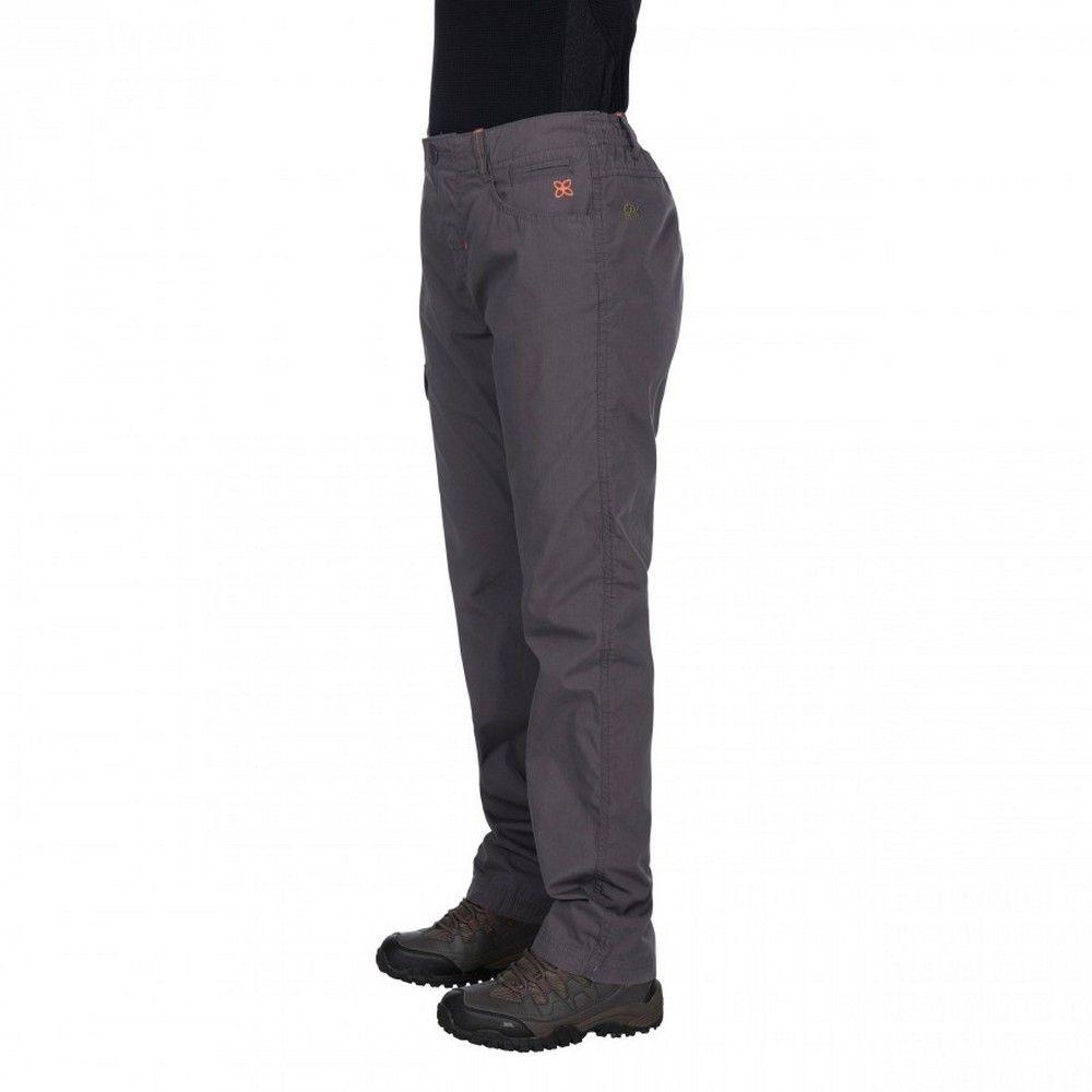 Trespass Womens/Ladies Rambler Water Repellent Outdoor Trousers
