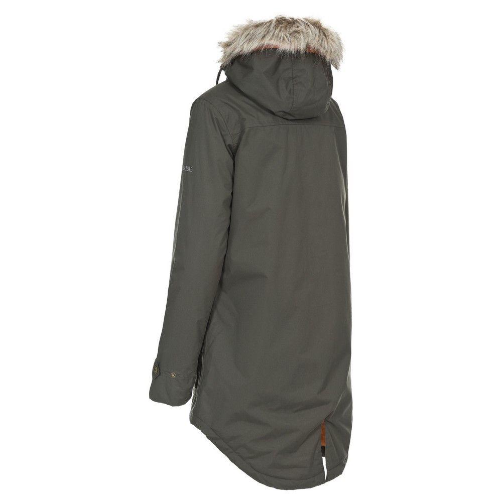 Trespass Women's Clea Waterproof Padded Jacket