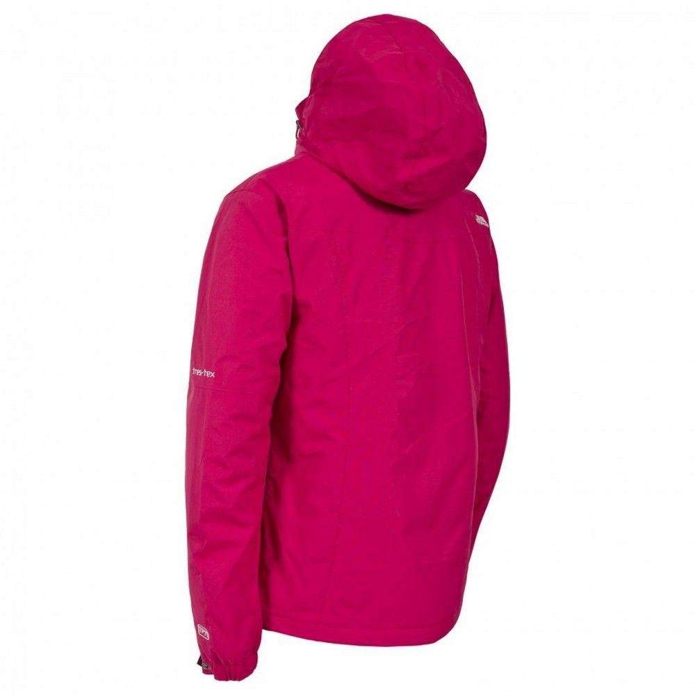 Trespass Women's Malissa Lightly Padded Waterproof Jacket