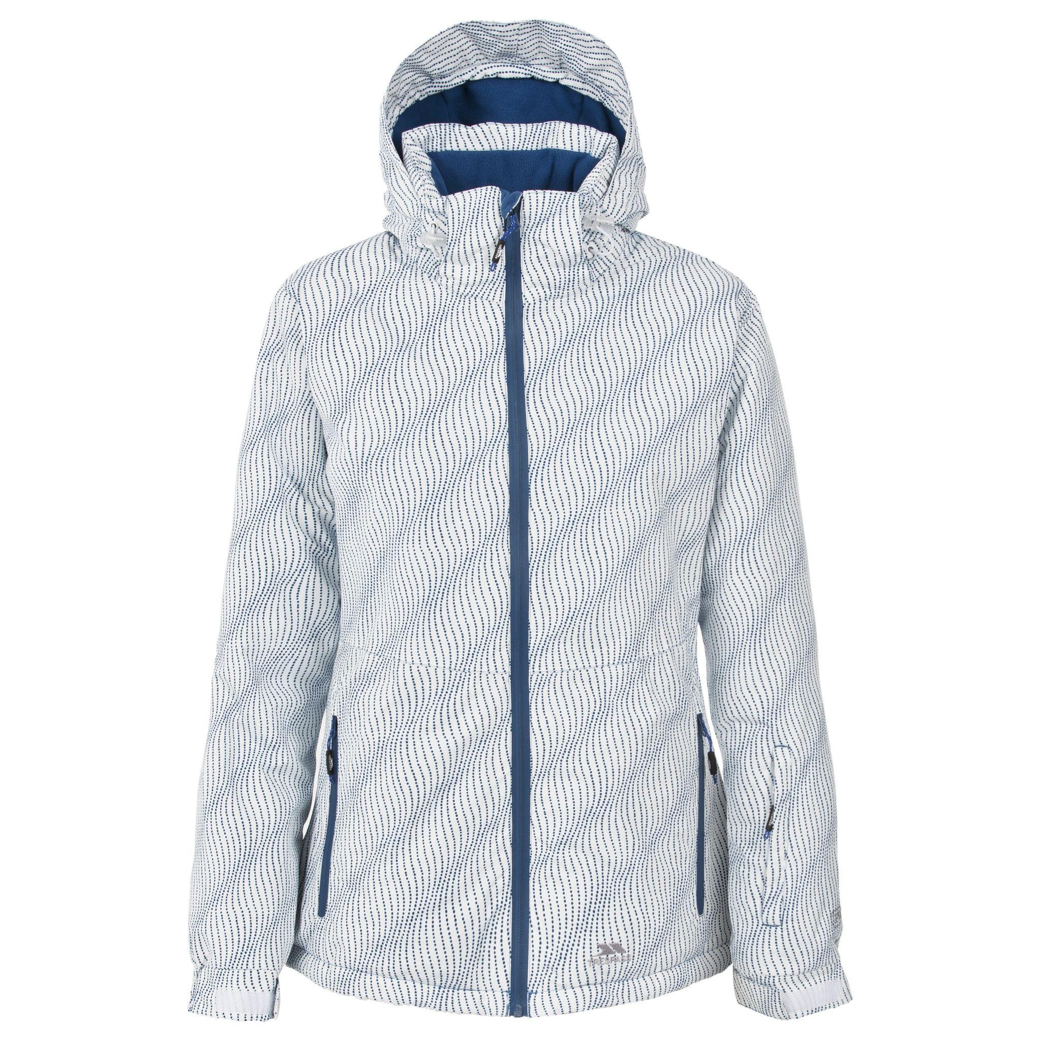 Trespass Womens/Ladies Ravella Waterproof Padded Ski Jacket