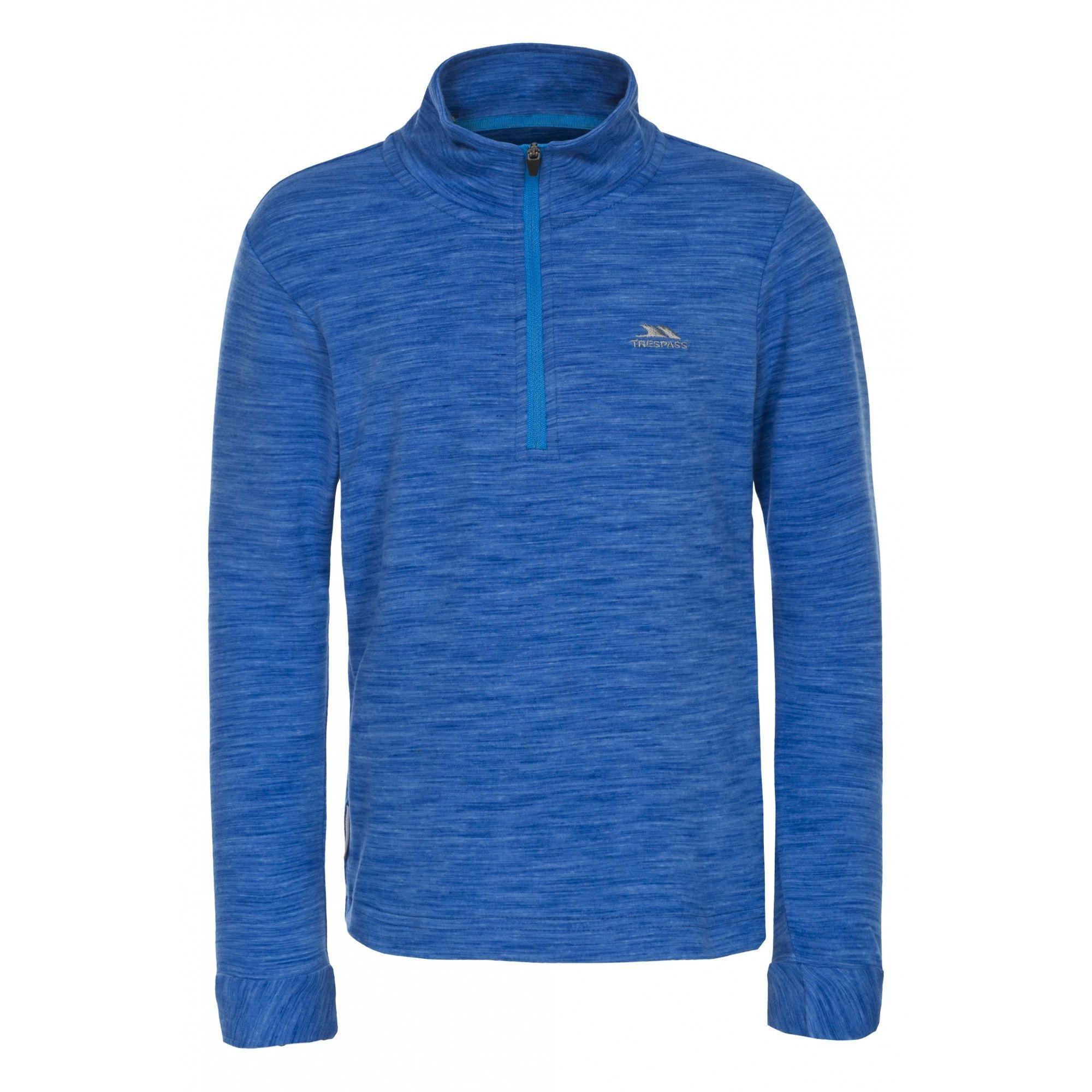 Trespass Childrens/Kids Abra 1/2 Zip Sweater Top