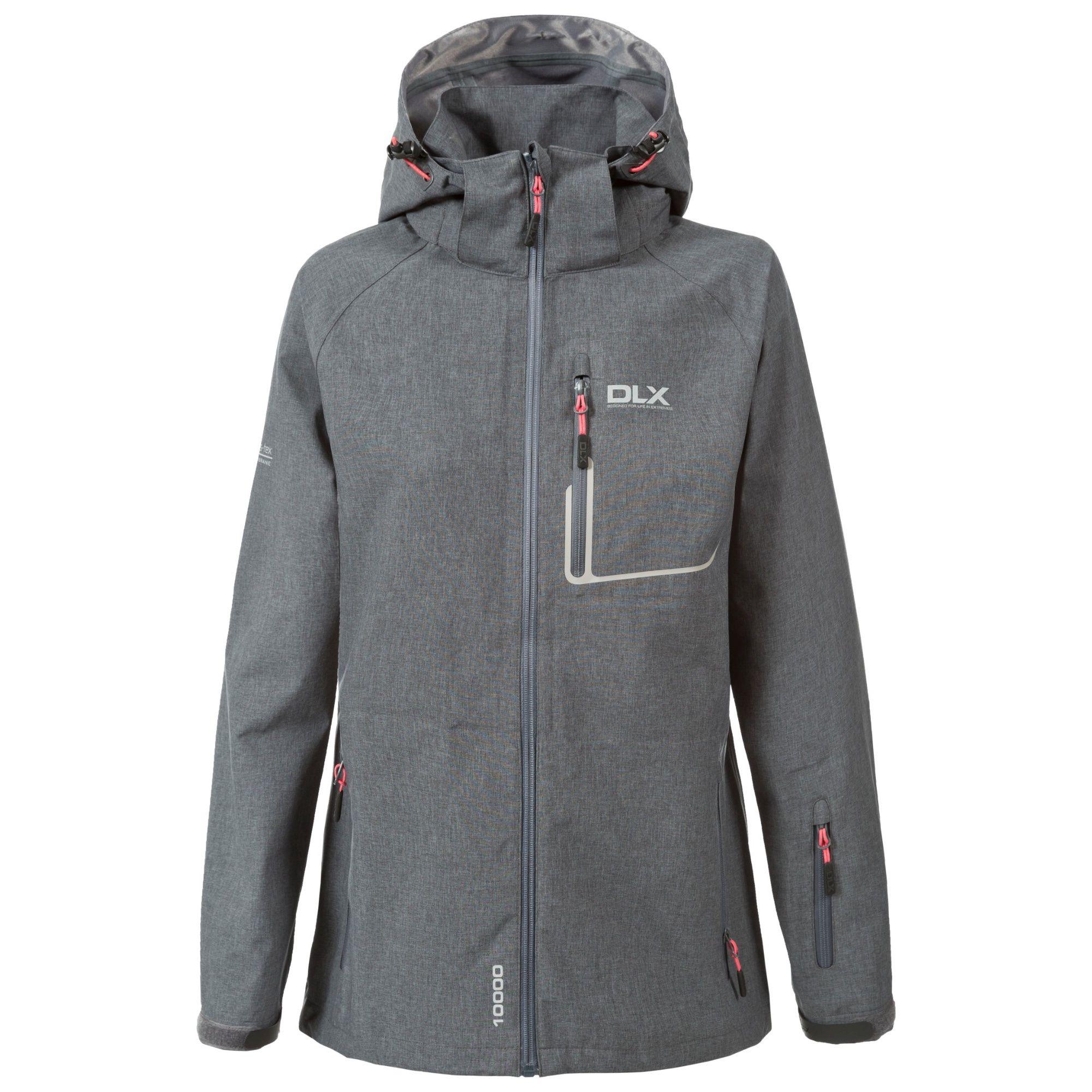 Trespass Womens/Ladies Gita Waterproof Shell Jacket