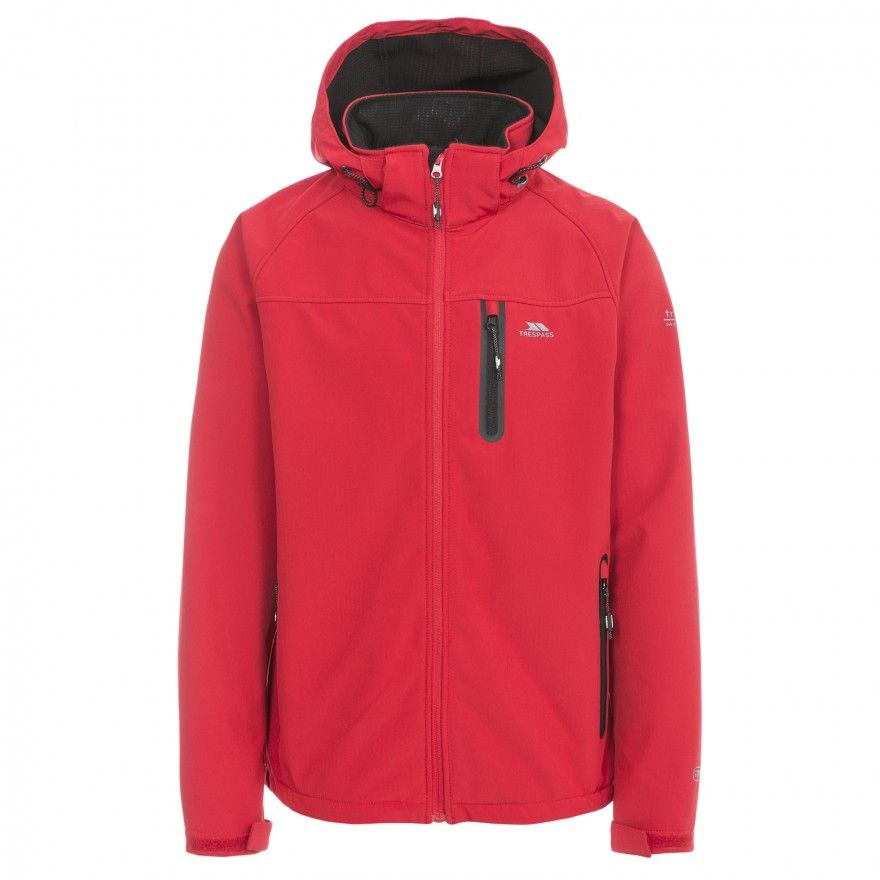 Trespass Mens Accelerator II Waterproof Softshell Jacket