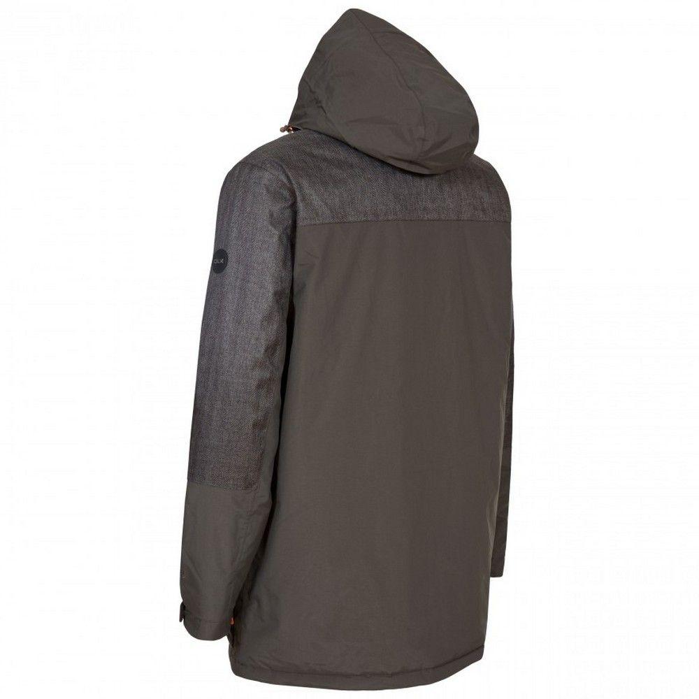 Trespass Mens Larken Waterproof DLX Jacket