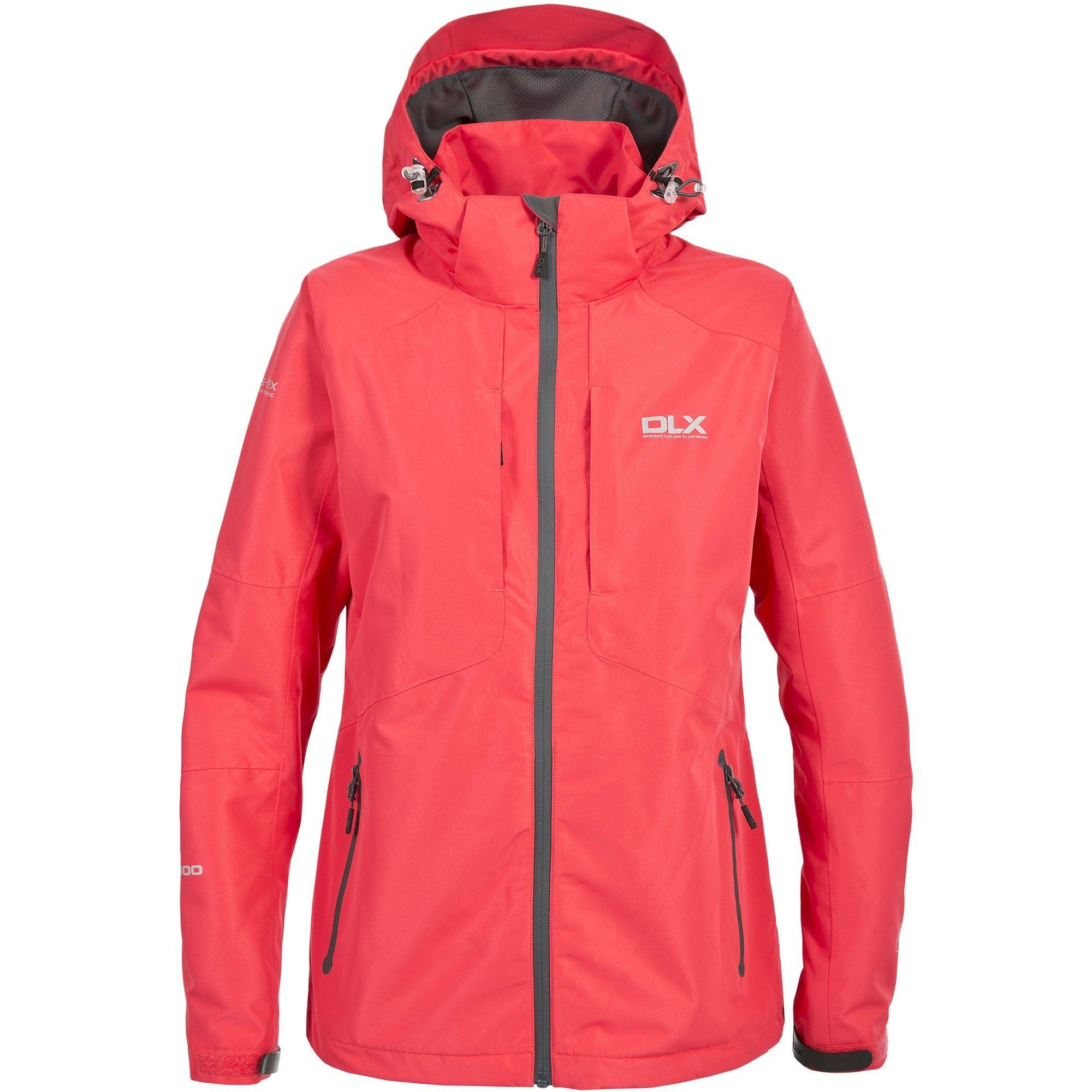Trespass Womens/Ladies Martina Waterproof Jacket