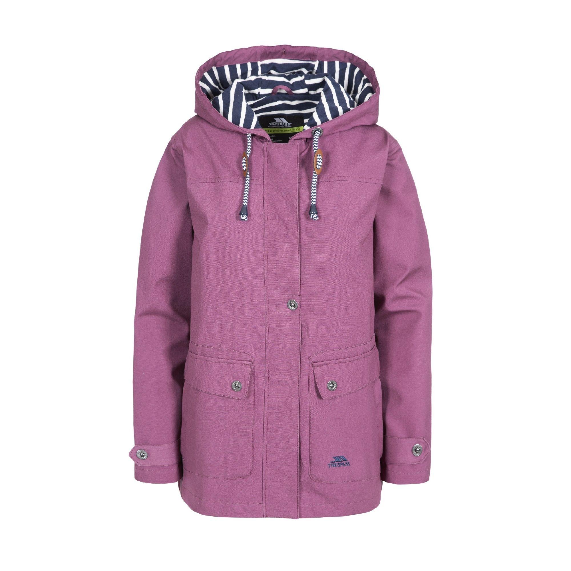 Trespass Women's Seawater Waterproof Jacket