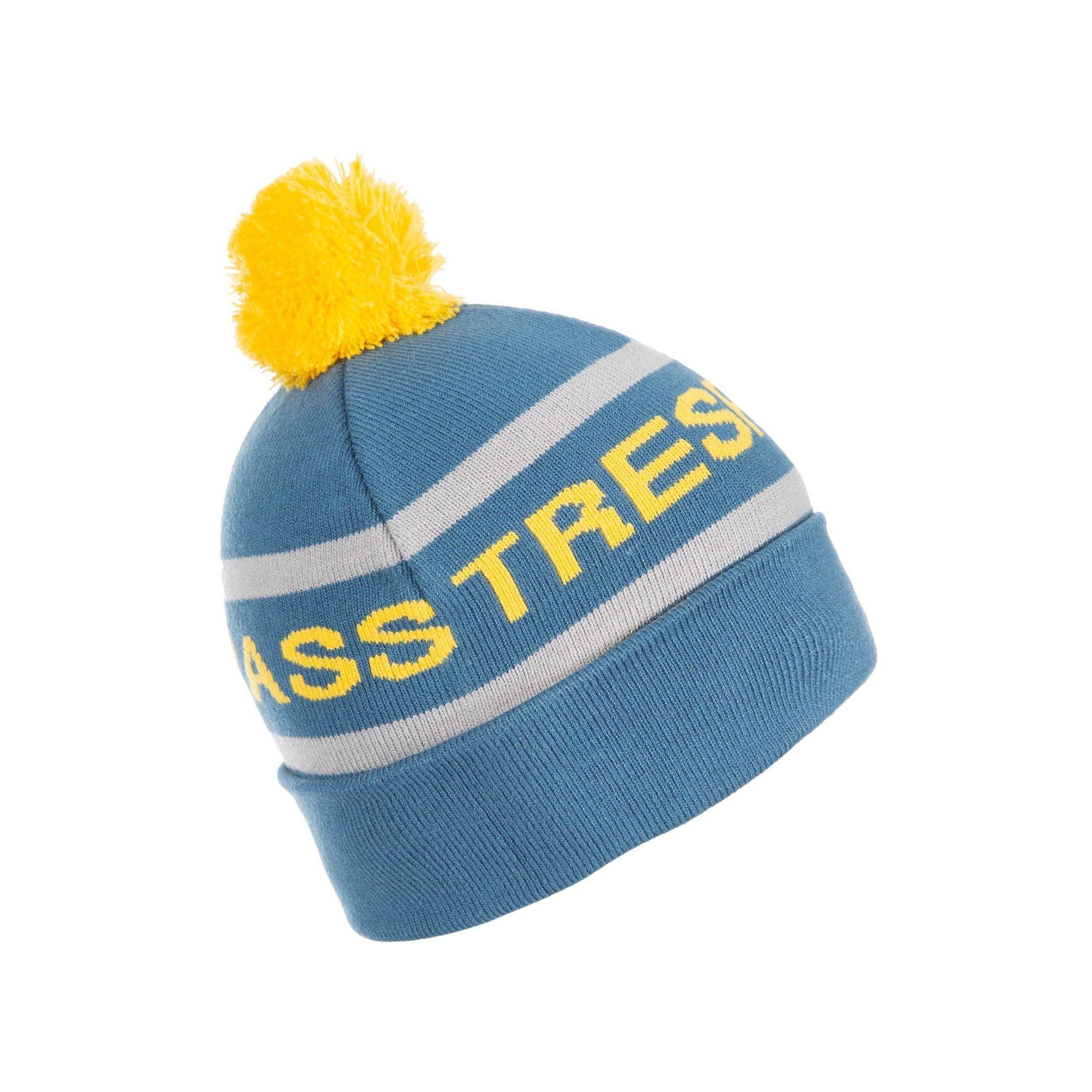 Trespass Mens Fitz Bobble Slouch Beanie Hat