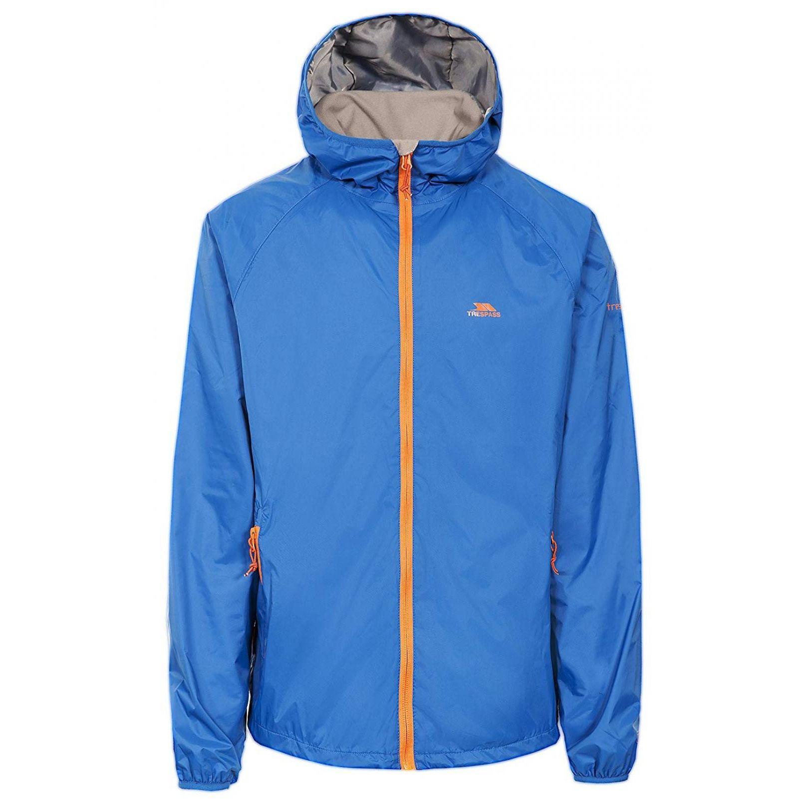 Trespass Mens Rocco II Waterproof Jacket