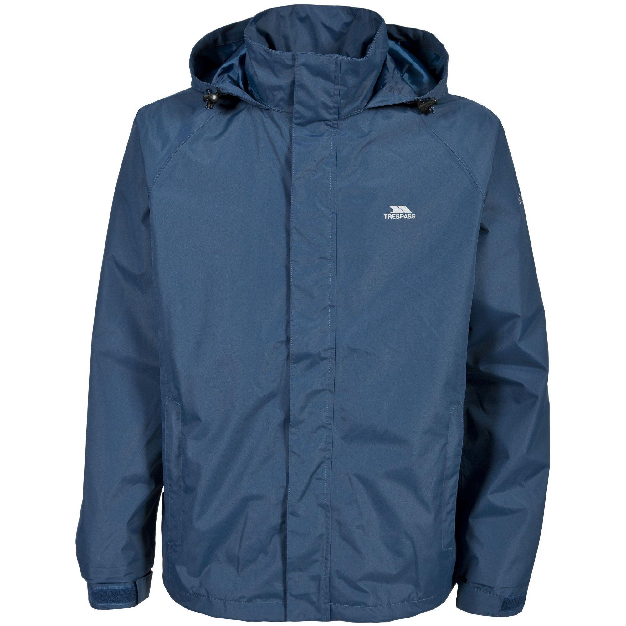 Trespass Mens Nabro II Waterproof Jacket