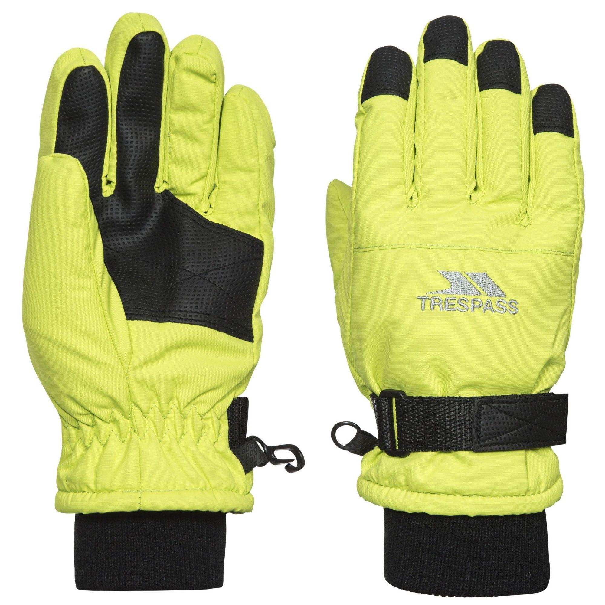 Trespass Childrens/Kids Ruri II Winter Ski Gloves