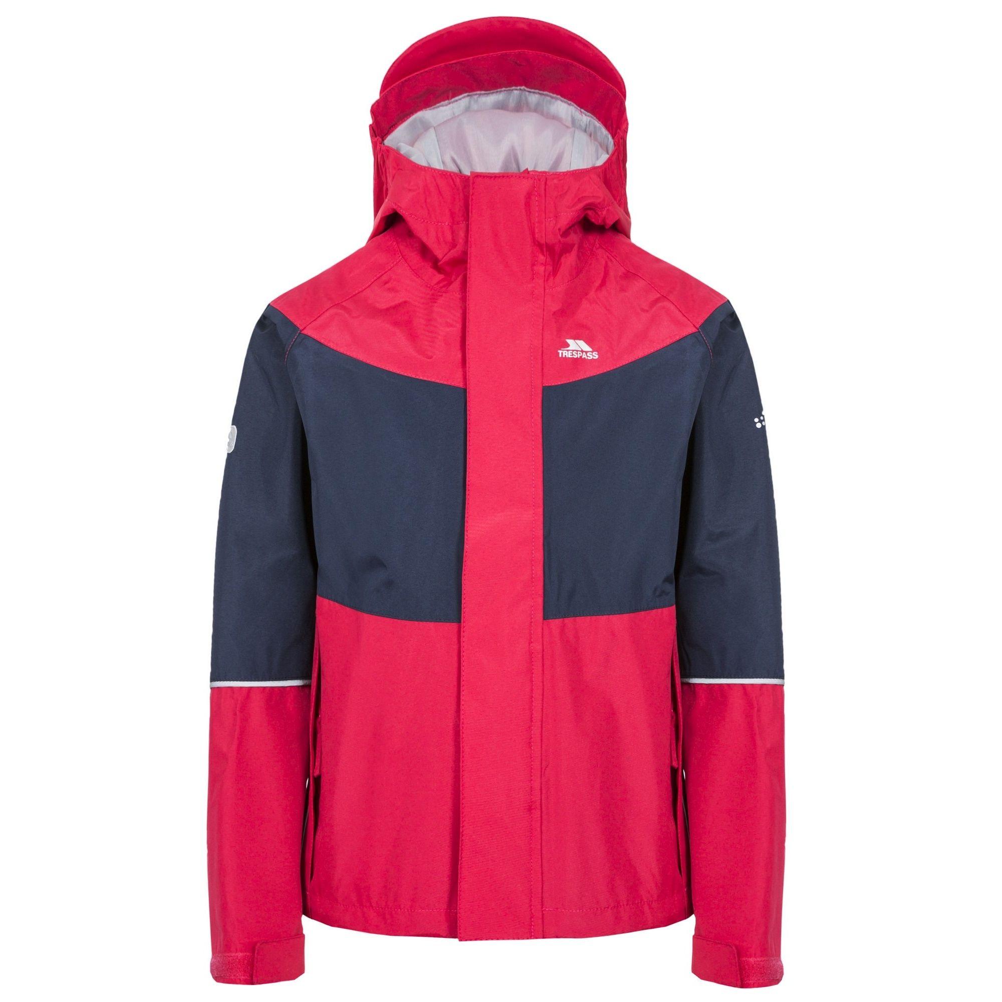 Trespass Childrens/Kids Ossie Waterproof Jacket