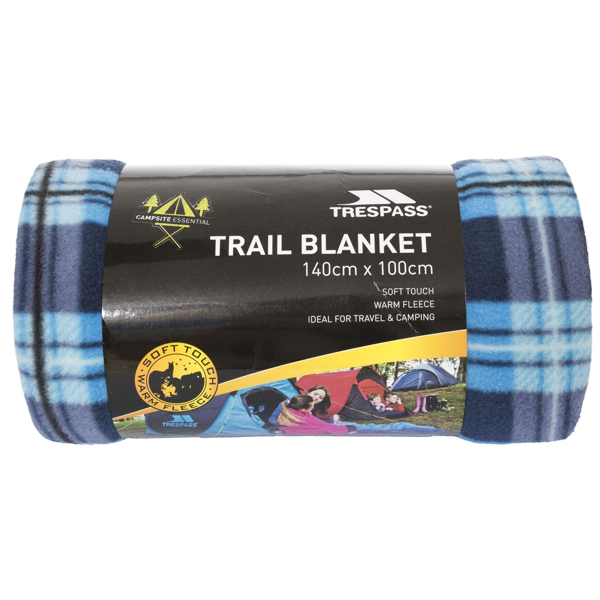 Trespass Blankcheck Trail Blanket - ASRTD (Assorted)