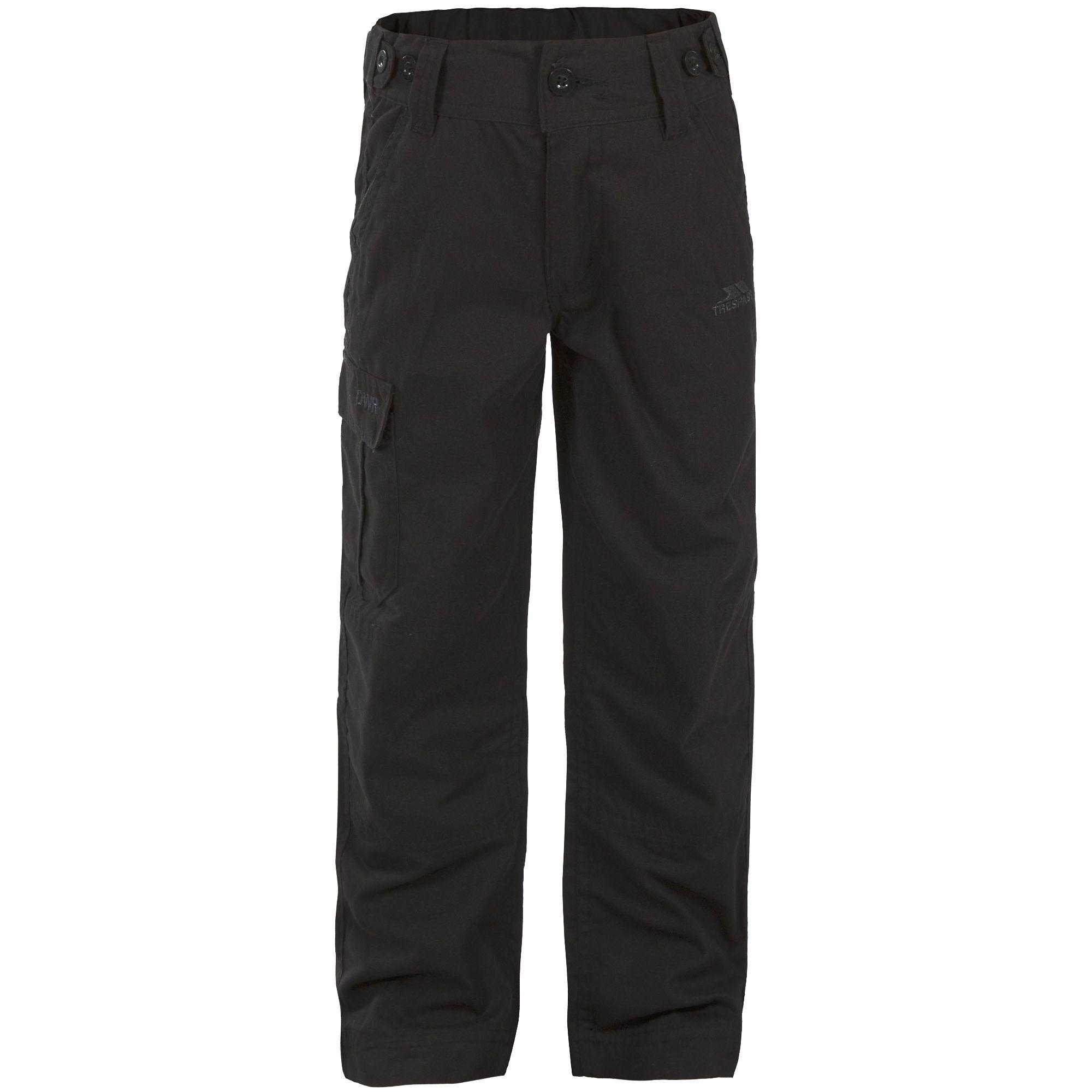 Trespass Childrens Boys Ardle Walking Trousers