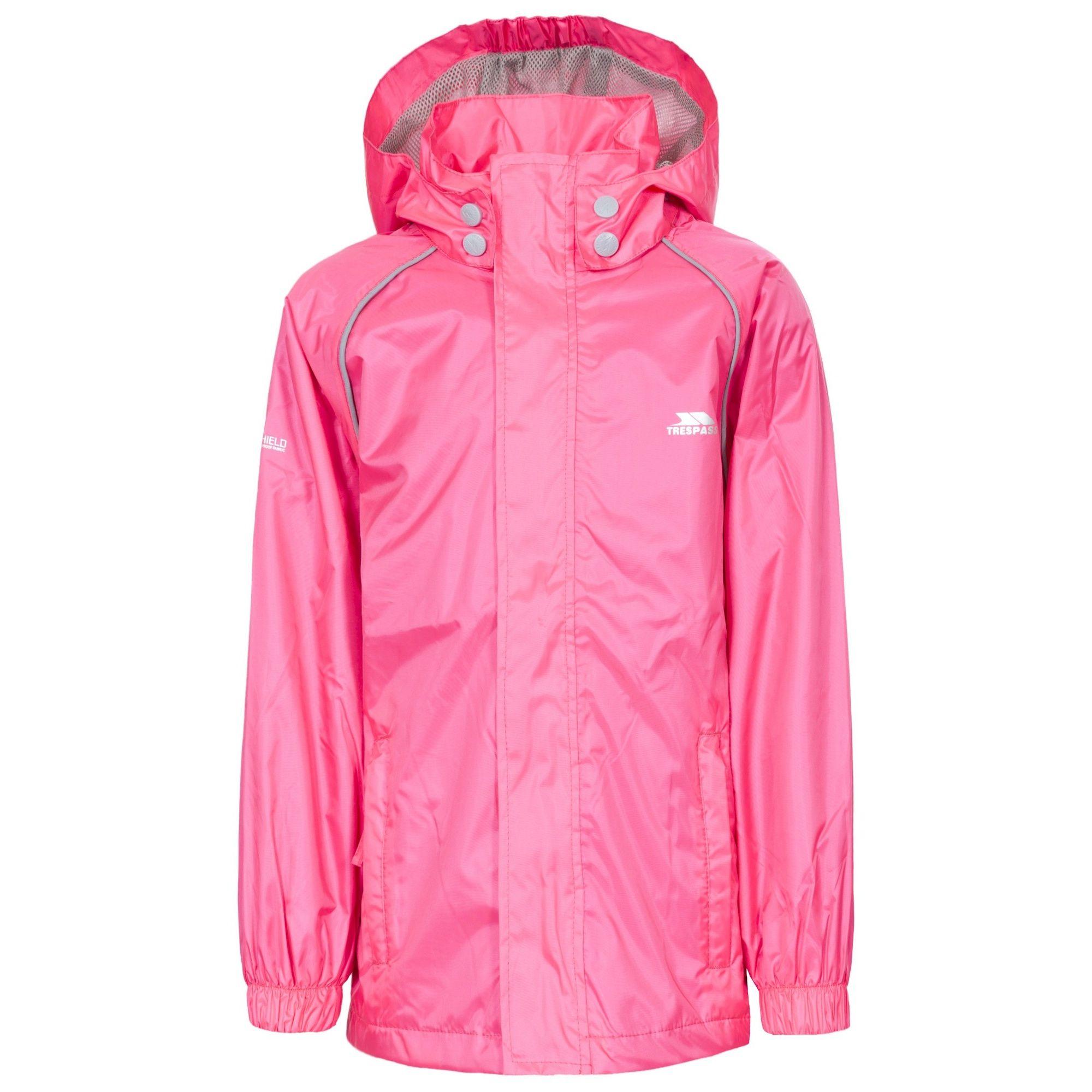 Trespass Girls Neely II Waterproof Jacket