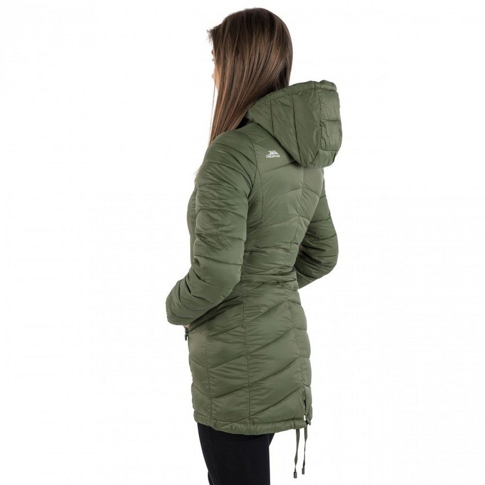 Trespass Womens/Ladies Ruin Padded Casual Jacket