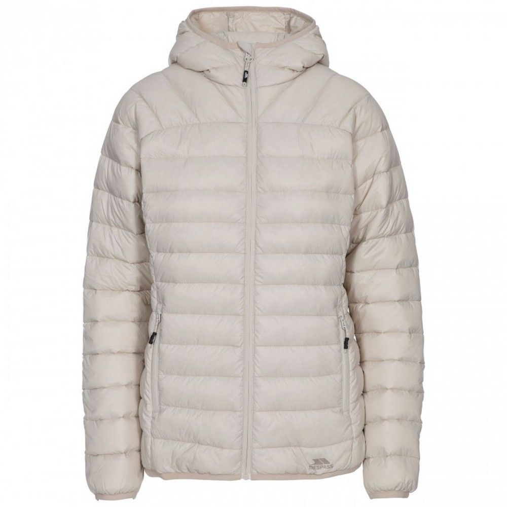 Trespass Womens/Ladies Trisha Packaway Down Jacket