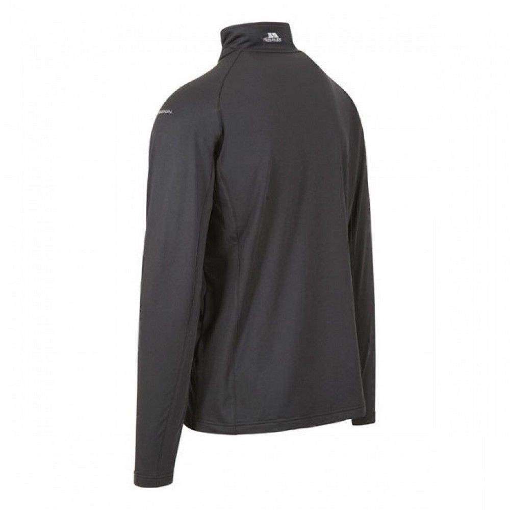Trespass Mens Ferris Full Zip Active Top