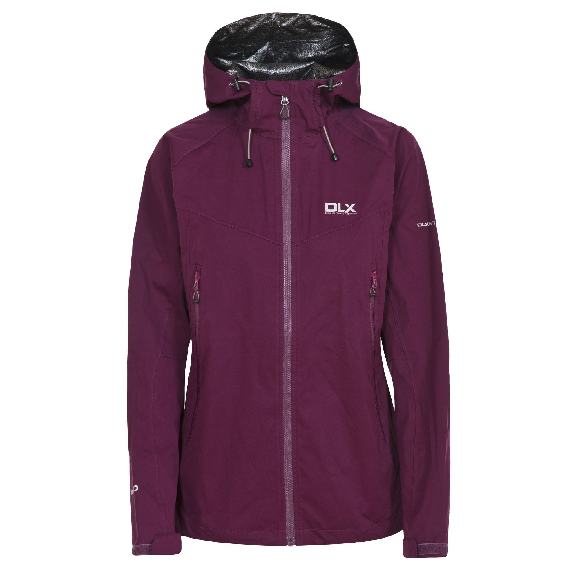Trespass Womens/Ladies Erika II Waterproof DLX Jacket