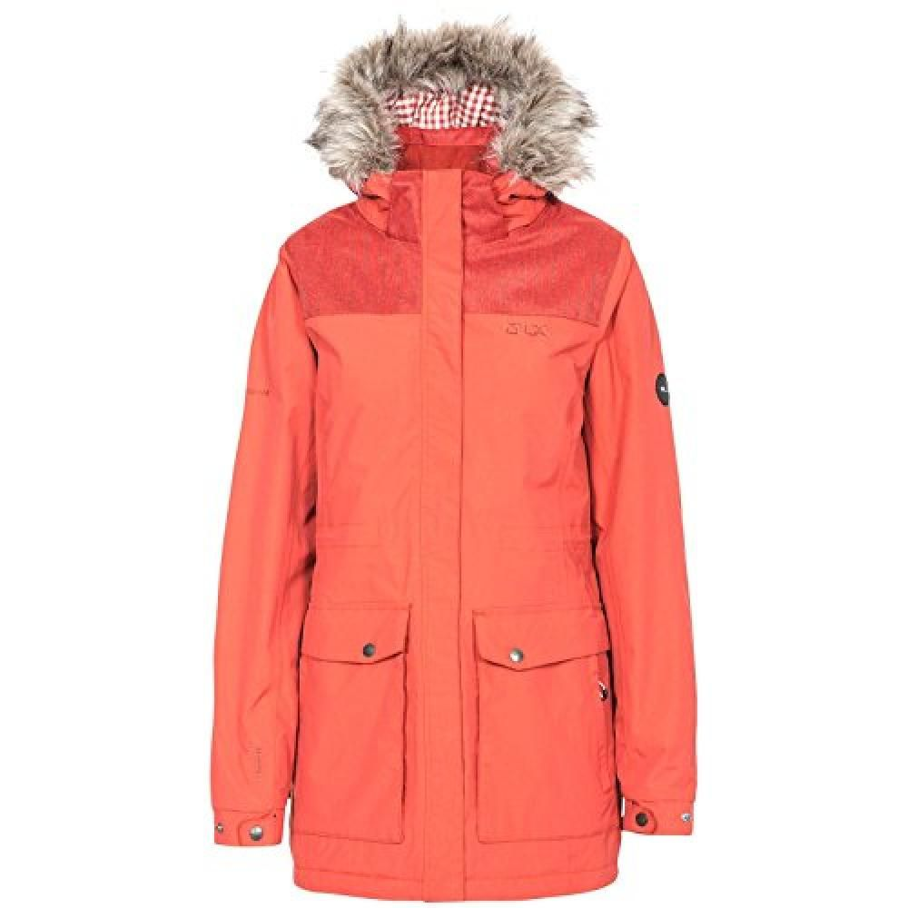 Trespass Womens/Ladies Garner Waterproof DLX Parka Jacket