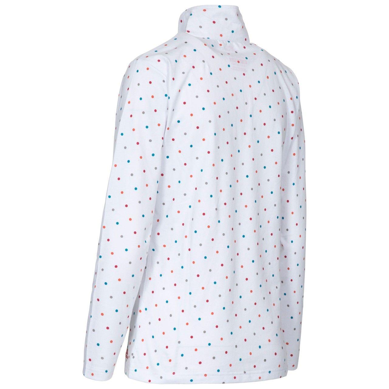 Trespass Womens/Ladies Betty II 1/2 Zip Long Sleeve Top