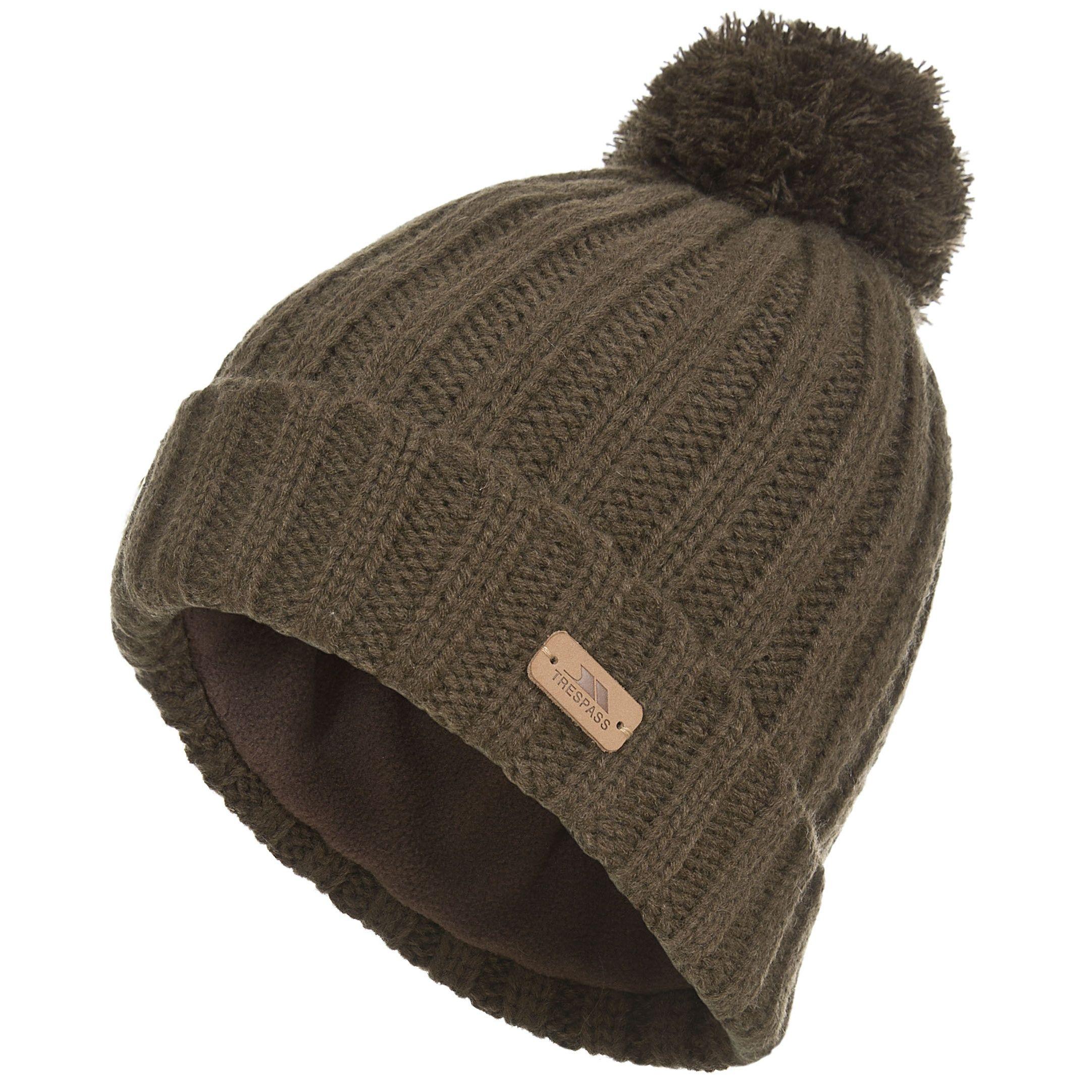 Trespass Mens Thorns Beanie Hat