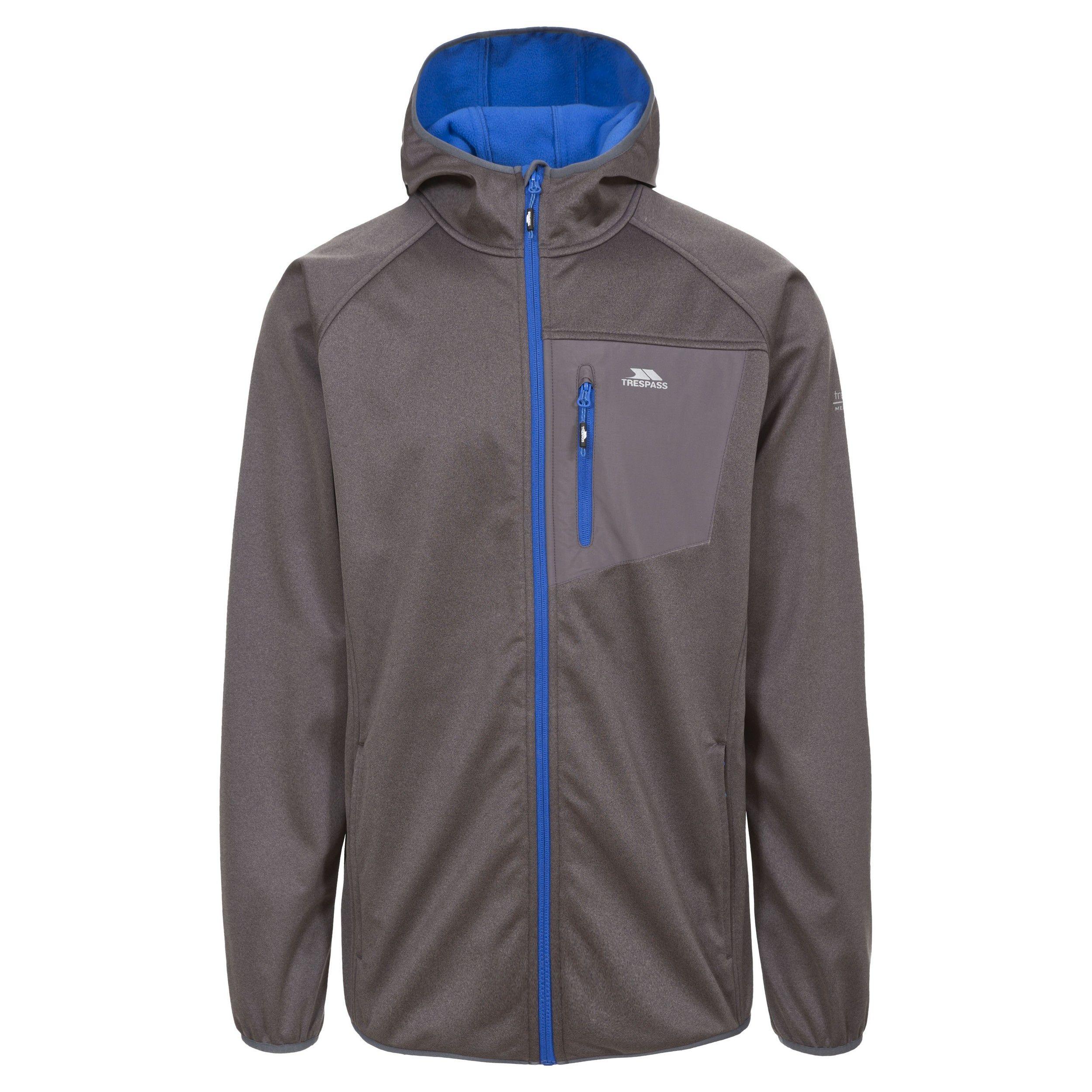 Trespass Mens Dayton Softshell Jacket