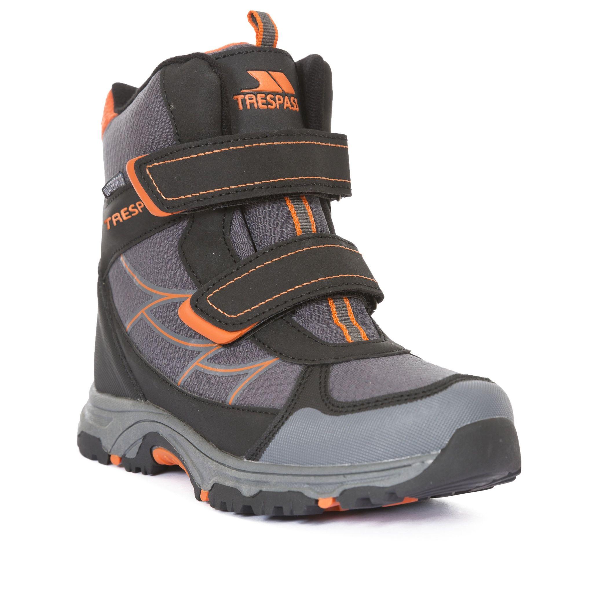 Trespass Childrens/Kids Julien Waterproof Winter Boots