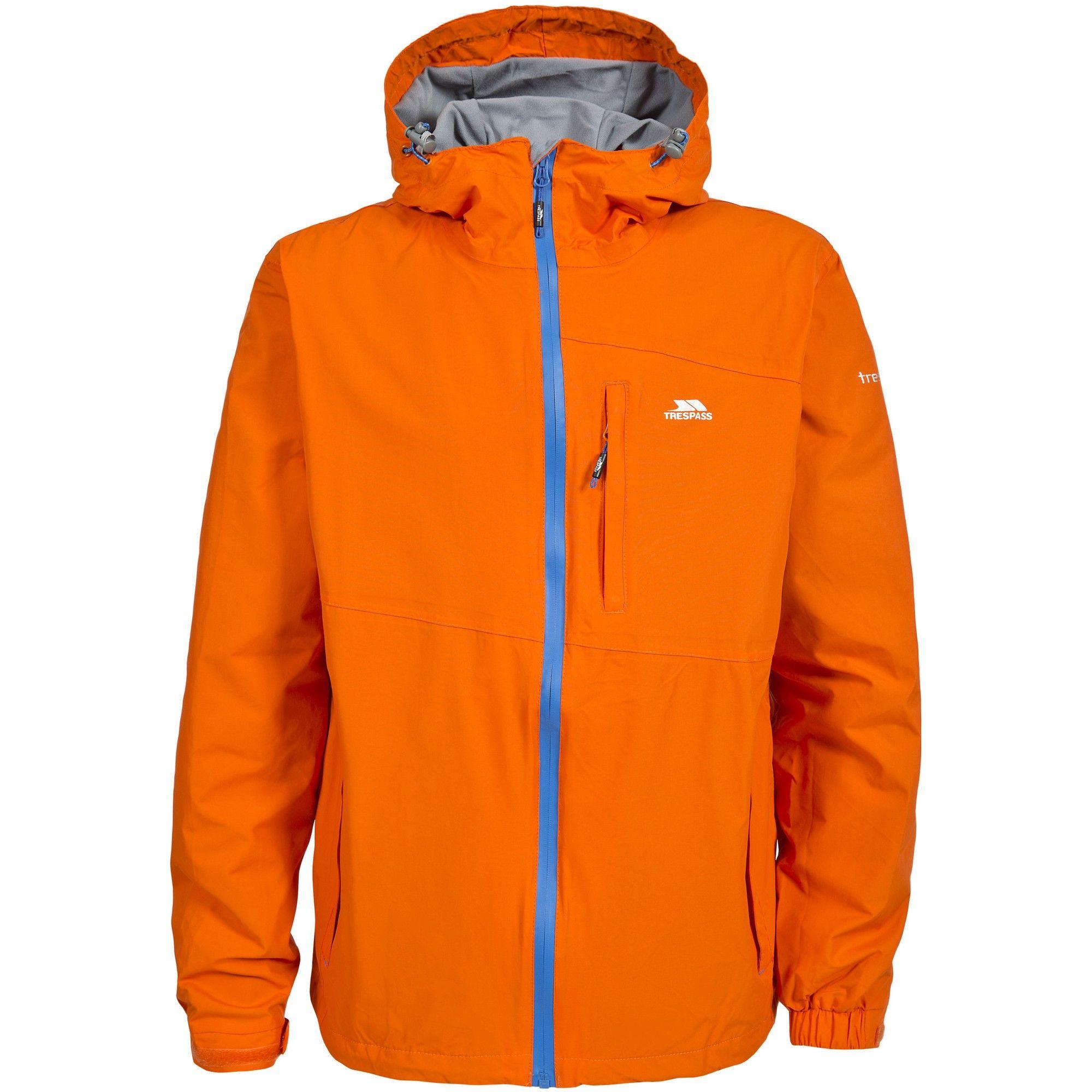 Trespass Mens Hilman II Waterproof Jacket