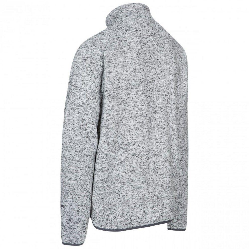 Trespass Mens Wallow Full Zip Fleece Jacket