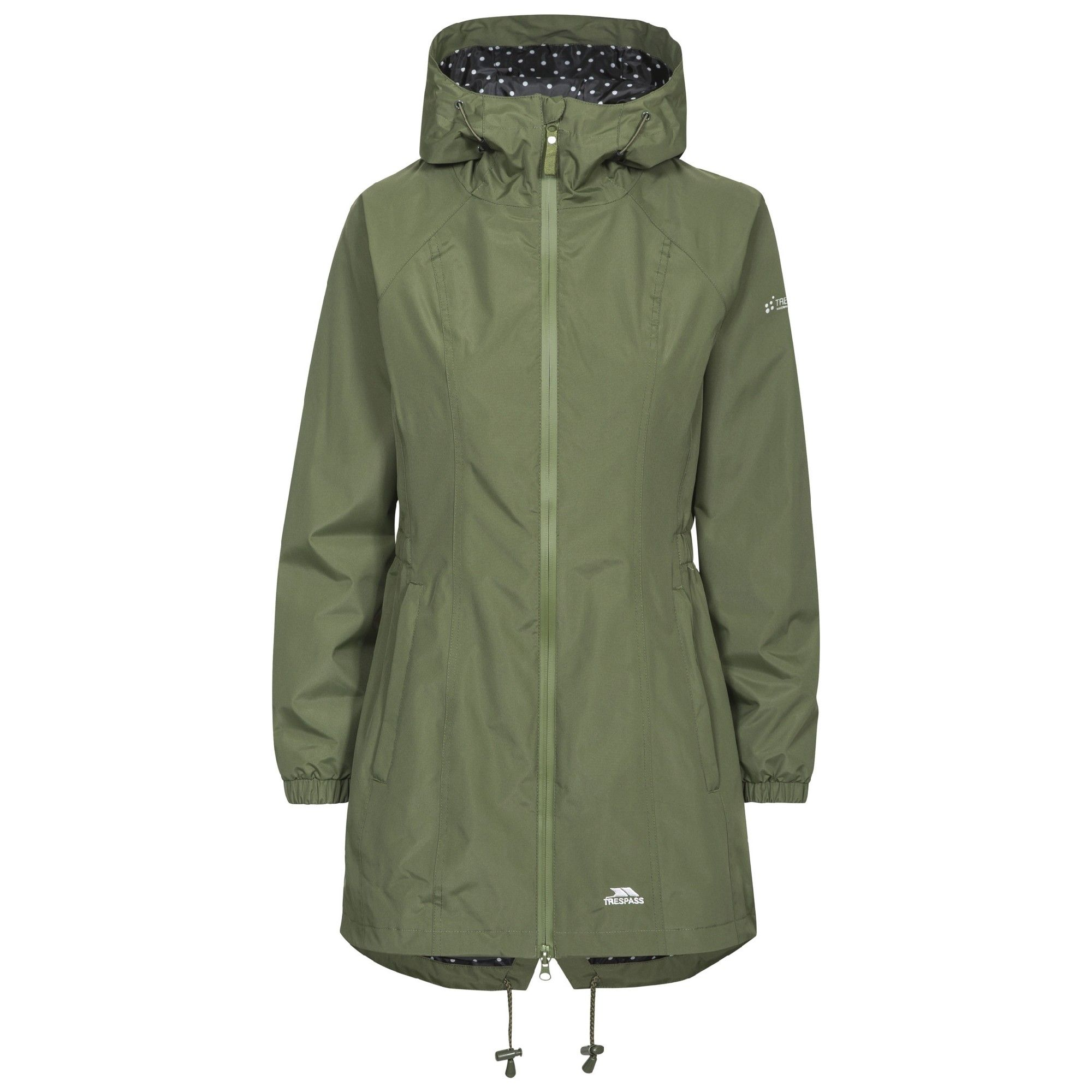 Trespass Womens/Ladies Waterproof Shell Jacket