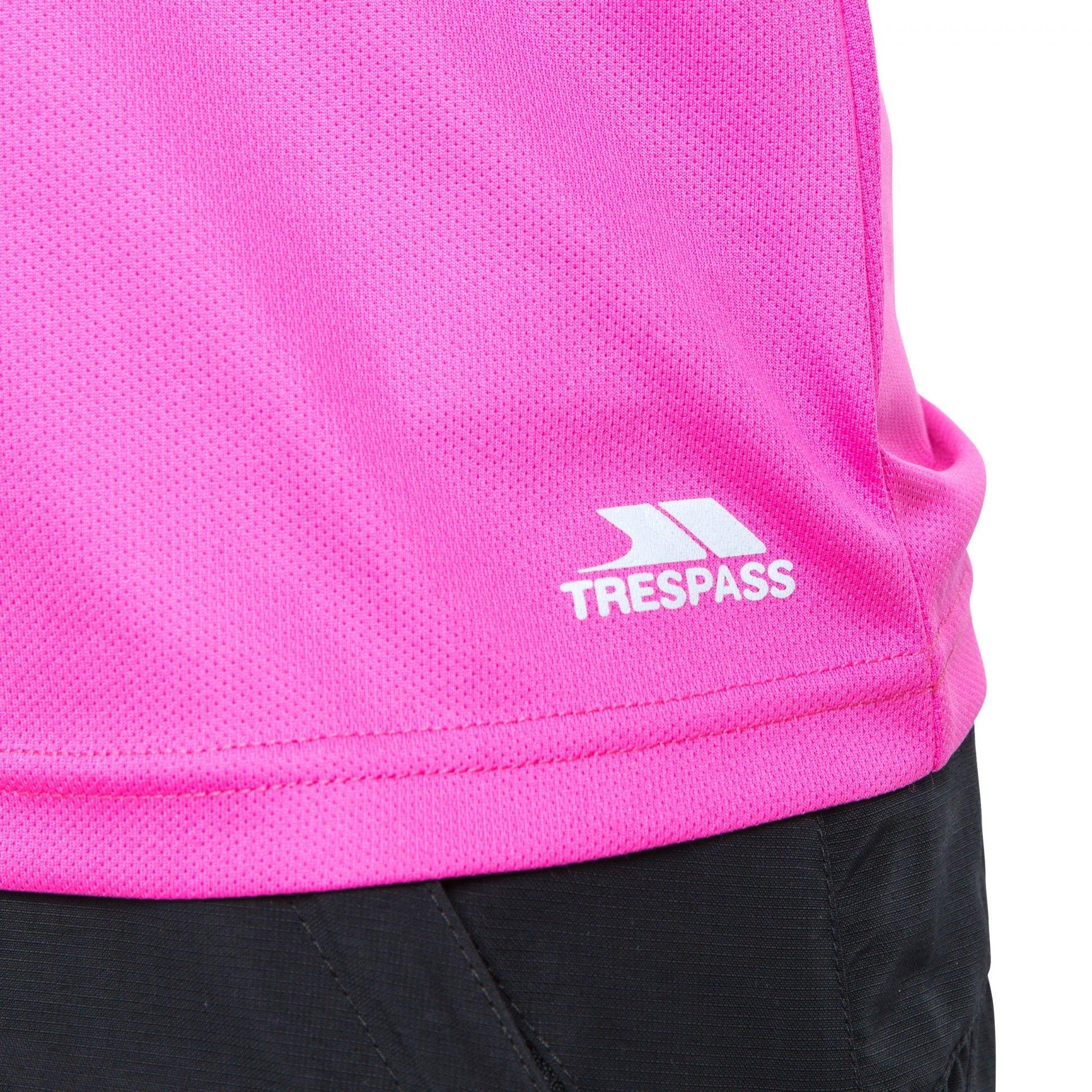 Trespass Womens/Ladies Tissy Active Sleeveless Vest