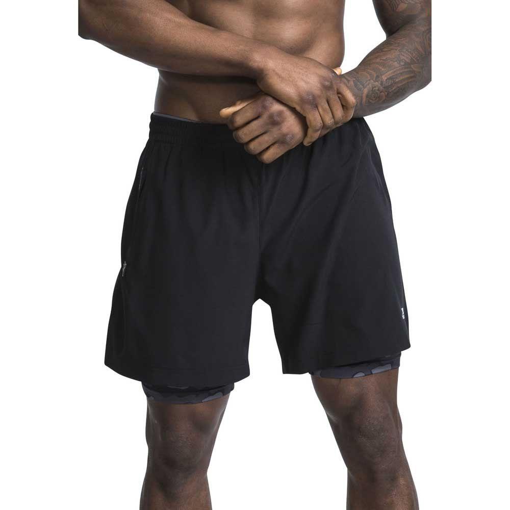 Trespass Mens Patterson Active Shorts