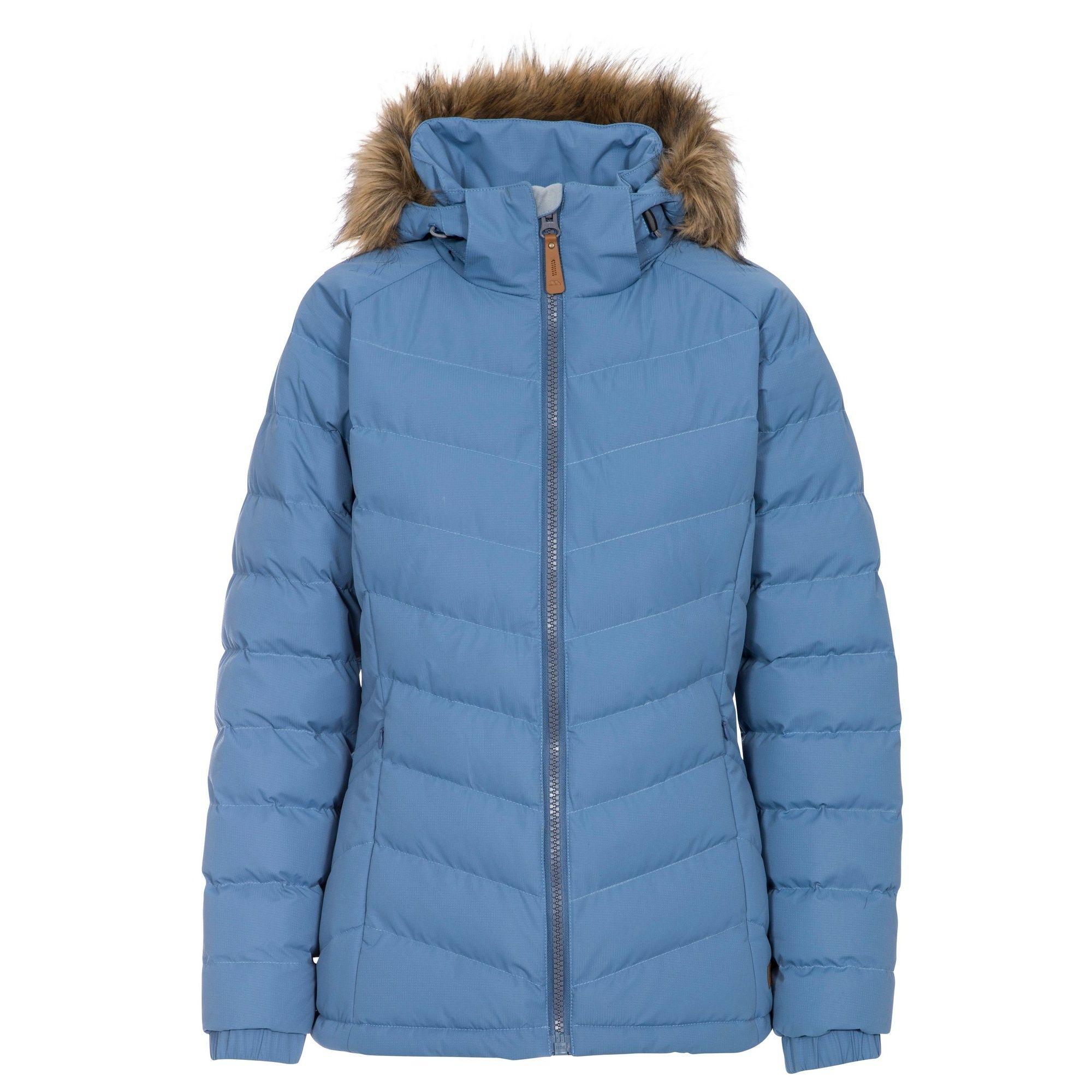 Trespass Womens/Ladies Nadina Waterproof Padded Jacket