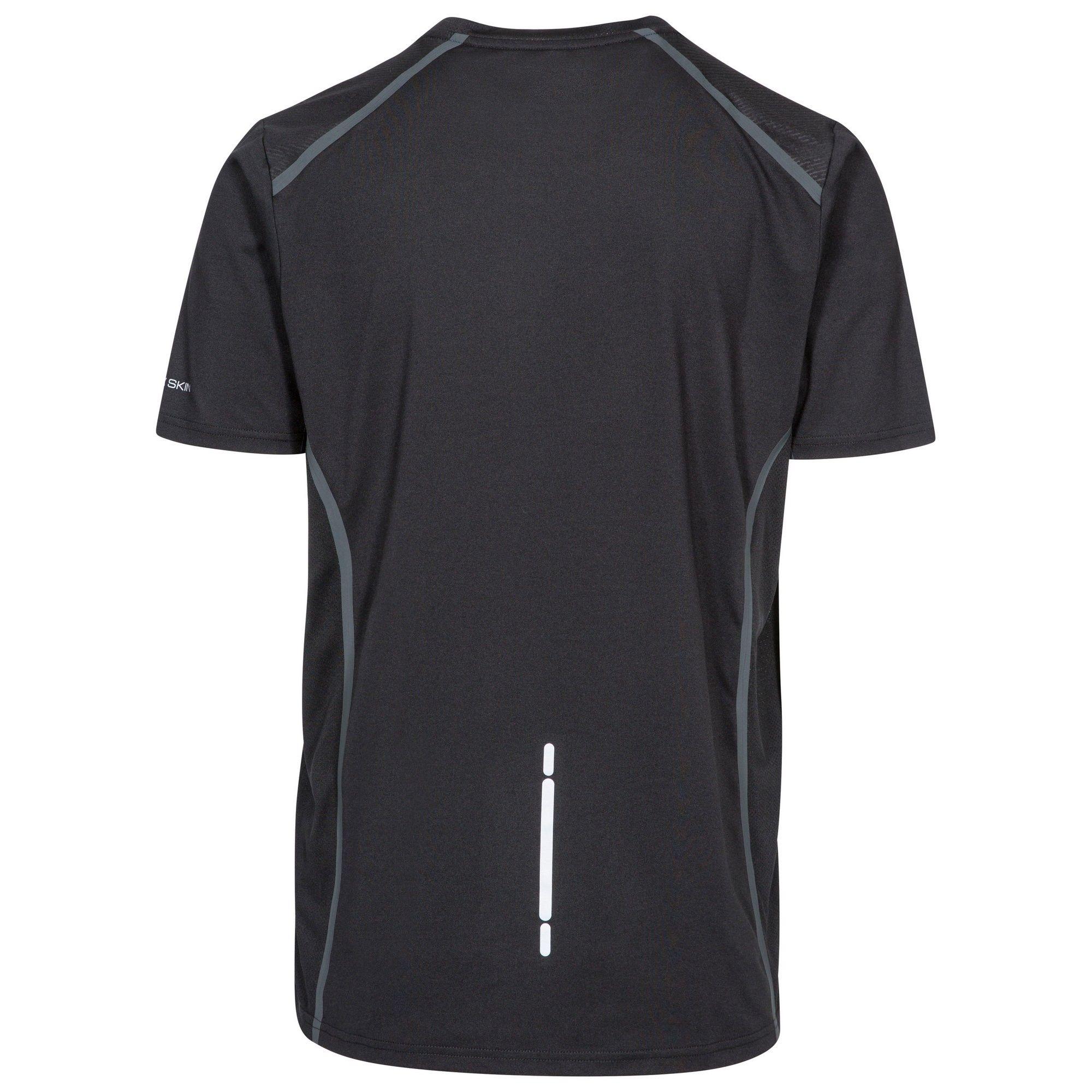 Trespass Mens Menzie Short Sleeve Active T-Shirt