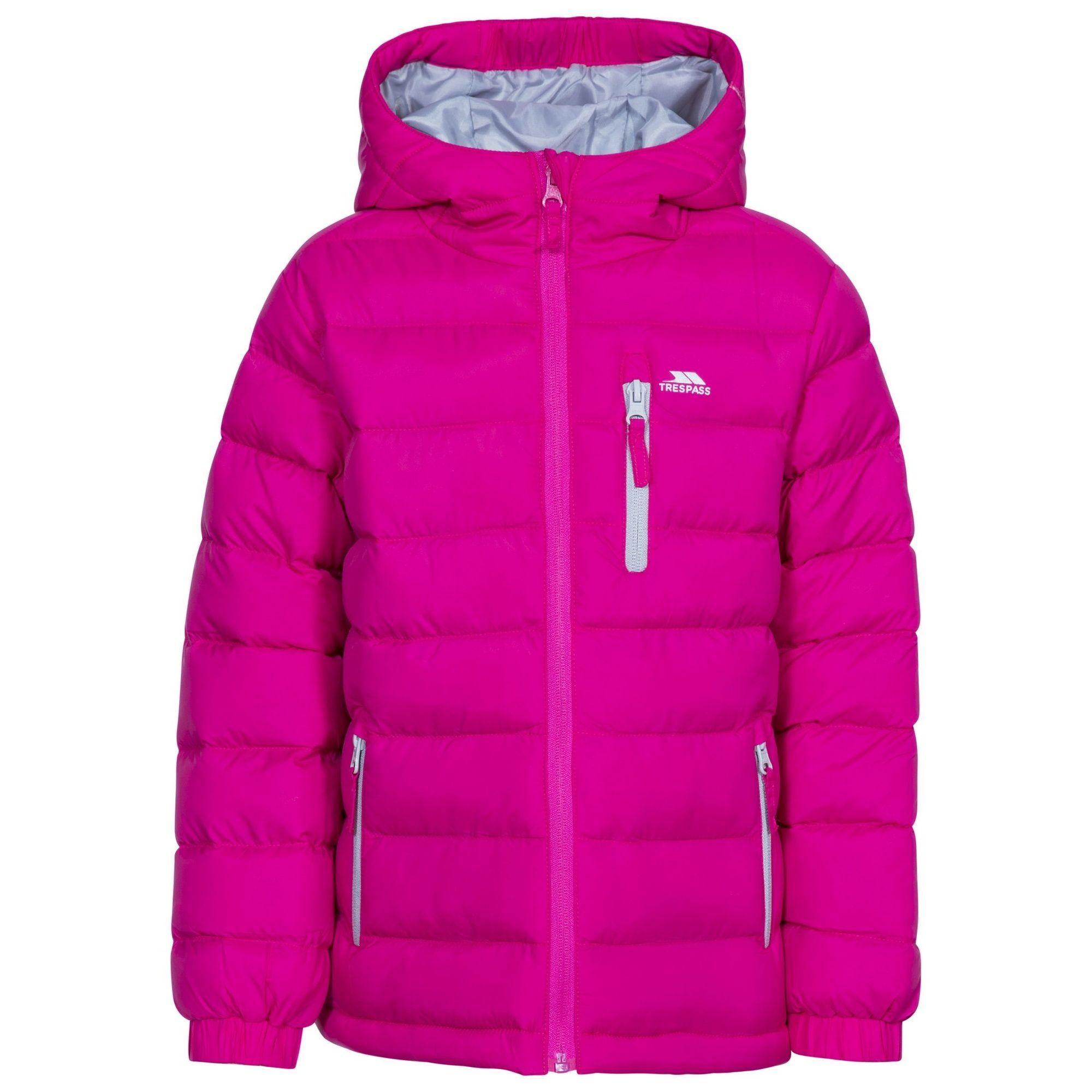 Trespass Girls Aksel Padded Jacket