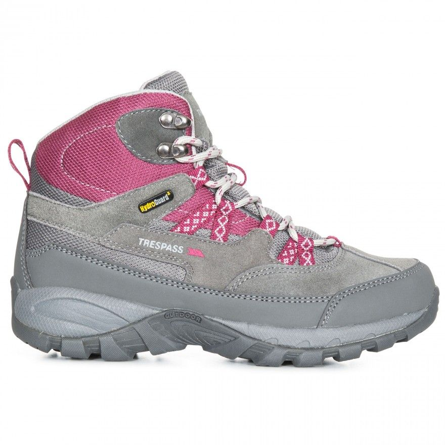 Trespass Womens/Ladies Merse Breathable Walking Boots