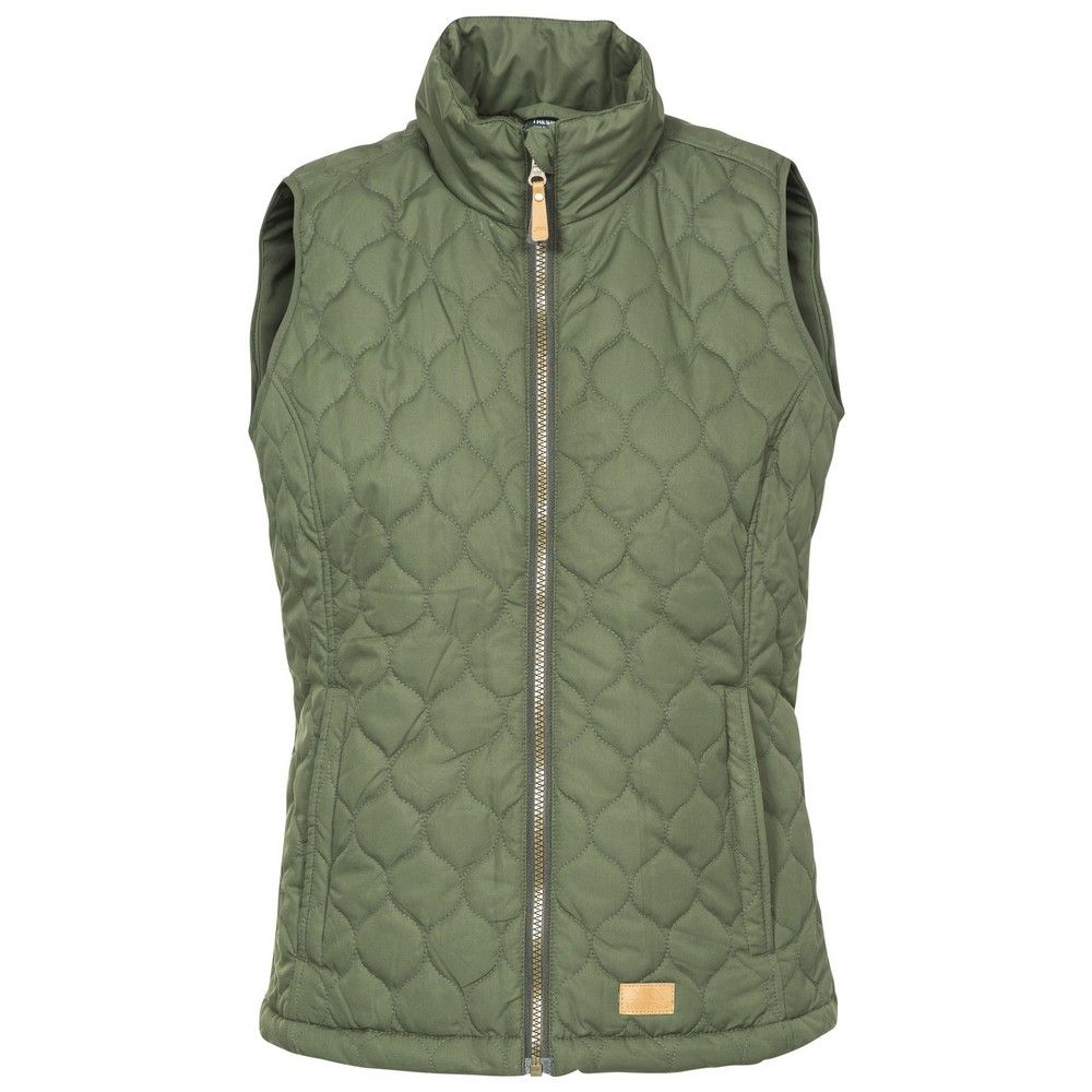 Trespass Womens/Ladies Companion Quilted Insulated Padded Gilet