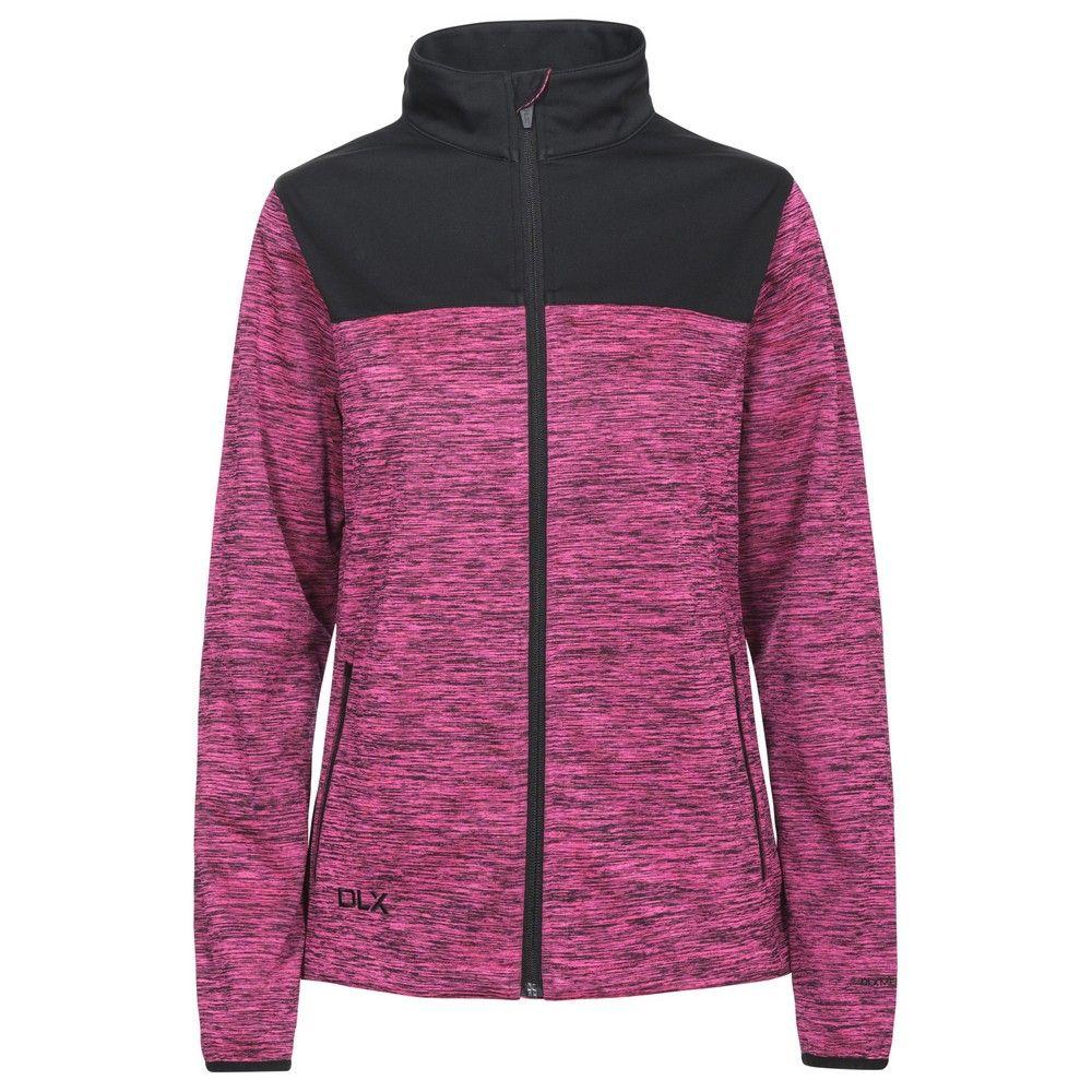 Trespass Womens/Ladies Laverne DLX Softshell Jacket
